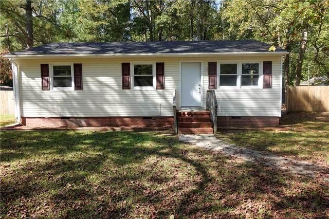 222 Dogwood Street, Sussex, VA 23890 (MLS #2131238) :: Treehouse Realty VA