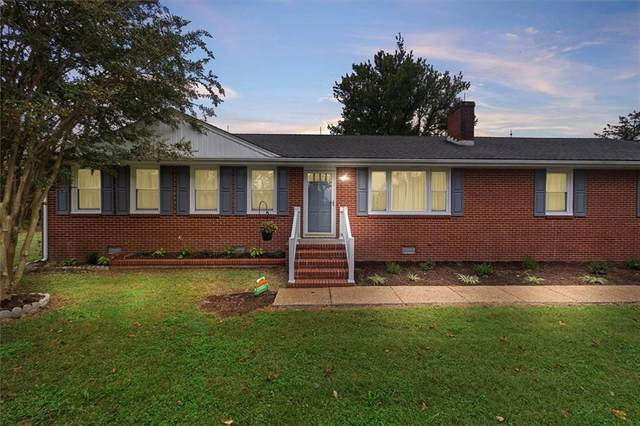 8016 Brays Point Road, Hayes, VA 23072 (MLS #2131280) :: Village Concepts Realty Group