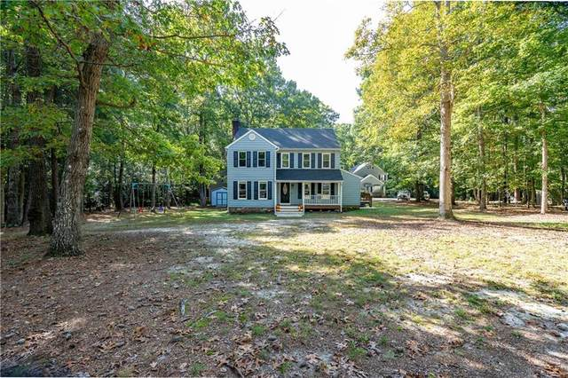 12661 Third Branch Court, Chesterfield, VA 23832 (MLS #2131353) :: Village Concepts Realty Group