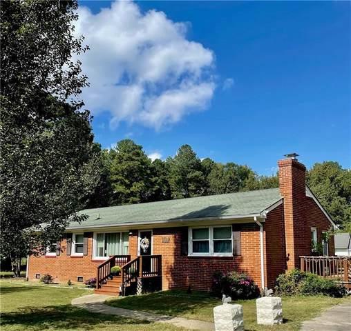 1020 Dotson Road, Henrico, VA 23231 (MLS #2131386) :: Treehouse Realty VA