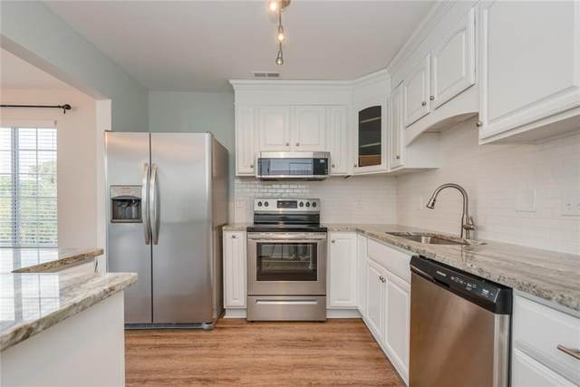 227 Dockside Drive A, Hampton, VA 23669 (MLS #2131410) :: Village Concepts Realty Group