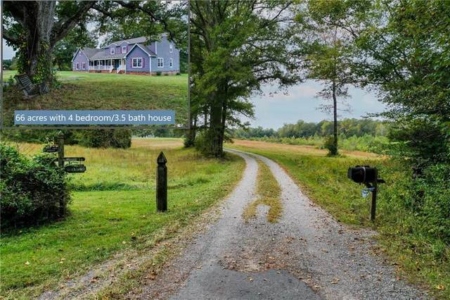 3830 Leabough Road, Goochland, VA 23063 (MLS #2131468) :: Village Concepts Realty Group