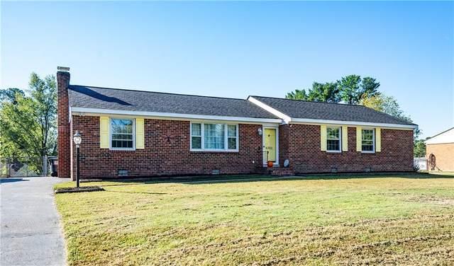 6351 Foxrock Lane, Mechanicsville, VA 23111 (MLS #2131892) :: EXIT First Realty