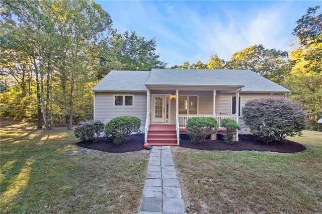 4090 Lake Killarney, Gum Spring, VA 23065 (MLS #2132016) :: Treehouse Realty VA