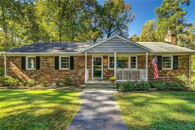 9267 Grantham Drive, Mechanicsville, VA 23116 (MLS #2132142) :: Small & Associates