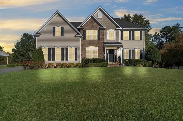 3445 Hunton Ridge Drive, Glen Allen, VA 23059 (MLS #2132154) :: Village Concepts Realty Group
