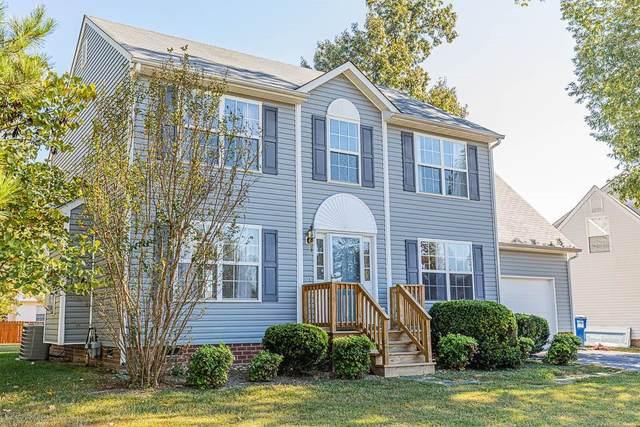 7142 Windy Creek Circle, Chesterfield, VA 23832 (MLS #2132266) :: Small & Associates