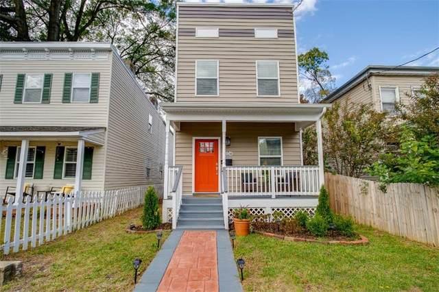 1204 N 21st Street, Richmond, VA 23223 (MLS #2132298) :: The Redux Group