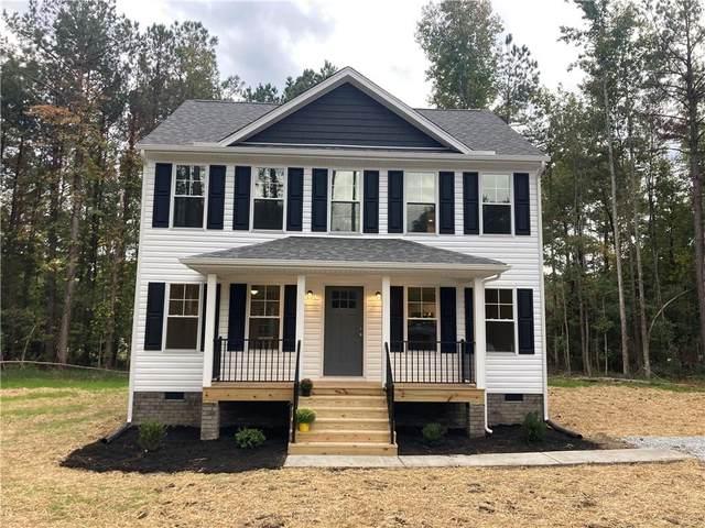 993 Old Williamsburg Road, Sandston, VA 23150 (MLS #2132369) :: Treehouse Realty VA