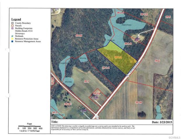 Lot 2 Huntington Road, Spring Grove, VA 23881 (MLS #1722687) :: Village Concepts Realty Group