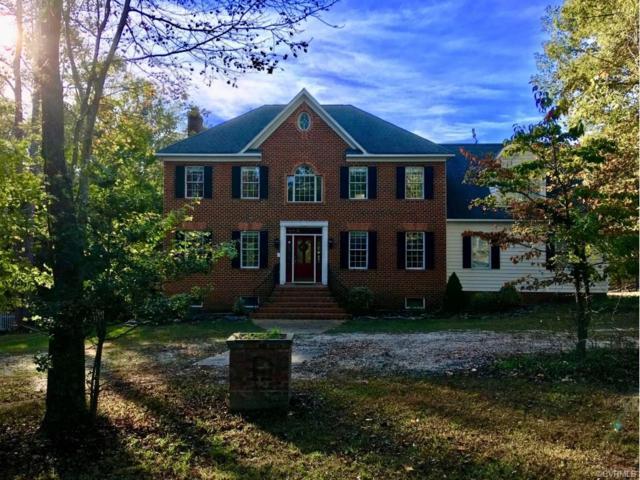8389 Green Retirement Lane, Mechanicsville, VA 23111 (#1738442) :: Abbitt Realty Co.