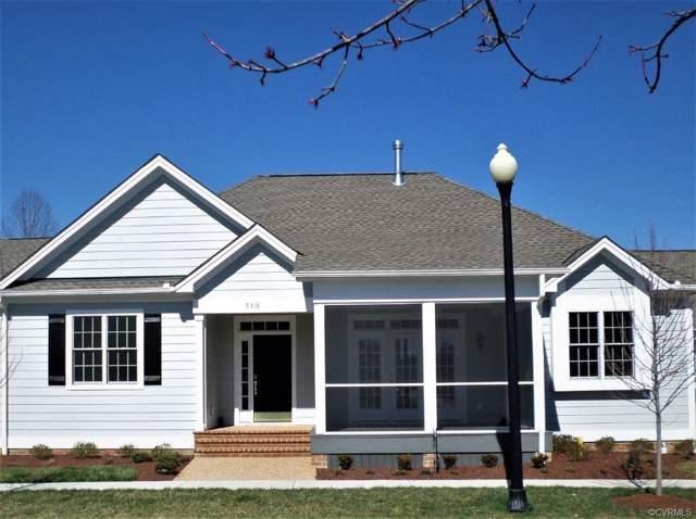 9318 Amberleigh Circle #9318, Chesterfield, VA 23236 (MLS #1801303) :: Small & Associates
