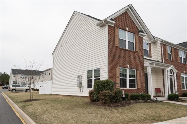 8023 Creekside Village Drive #8023, Hanover, VA 23111 (MLS #1805767) :: RE/MAX Action Real Estate