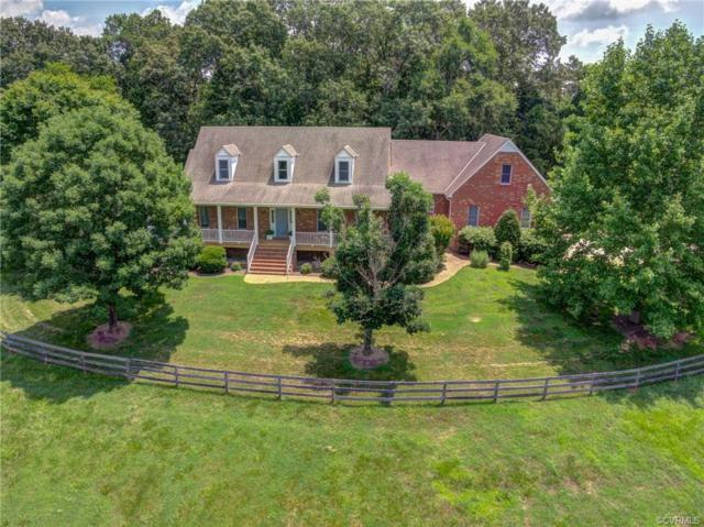 661 Pleasant Green Lane, Crozier, VA 23039 (#1807889) :: Abbitt Realty Co.