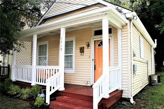 1719 Porter Street, Richmond, VA 23224 (#1823255) :: Abbitt Realty Co.
