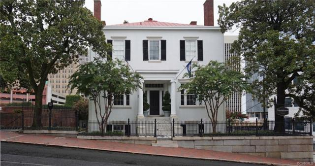 508 E Cary Street, Richmond, VA 23219 (MLS #1826093) :: The RVA Group Realty