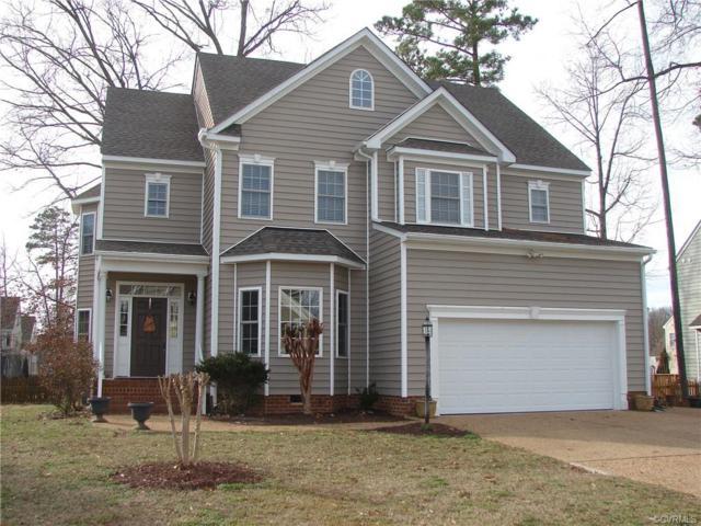 9055 Salient Lane, Mechanicsville, VA 23116 (MLS #1829732) :: Small & Associates