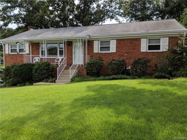 6421 Wimbledon Drive, Chesterfield, VA 23224 (MLS #1829977) :: Chantel Ray Real Estate