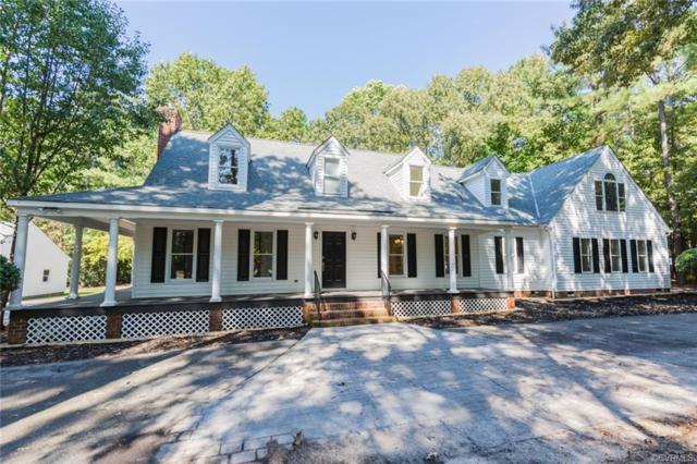 6216 Pine Slash Road, Mechanicsville, VA 23116 (#1830409) :: Abbitt Realty Co.