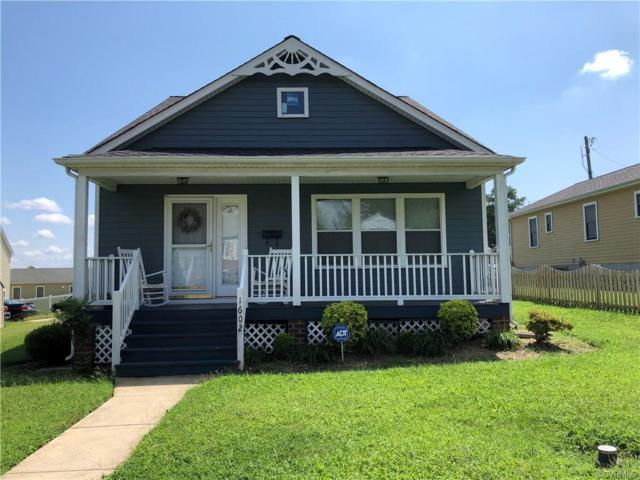 1602 Boston Avenue, Richmond, VA 23224 (MLS #1830877) :: Small & Associates