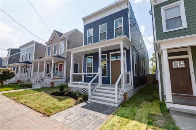 1120 N 26th Street, Richmond, VA 23223 (MLS #1831004) :: EXIT First Realty