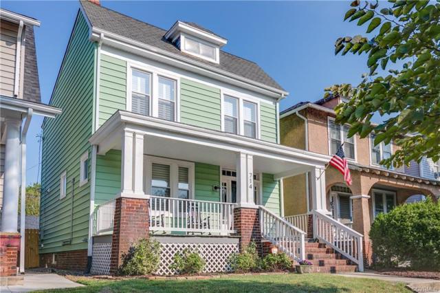 714 N 35th Street, Richmond, VA 23223 (MLS #1831008) :: RE/MAX Action Real Estate