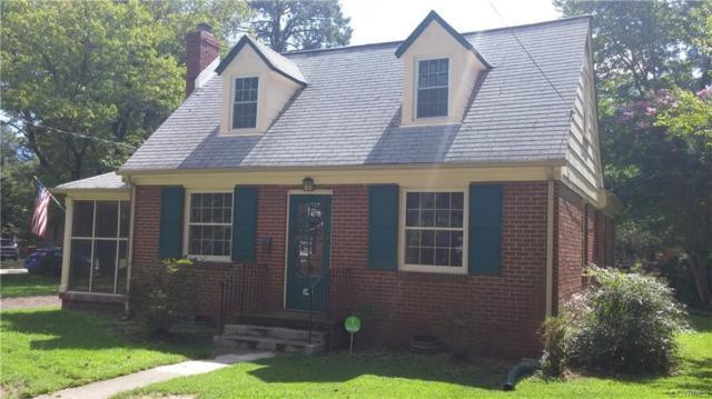 806 Sunset Avenue, Petersburg, VA 23805 (MLS #1832301) :: Explore Realty Group