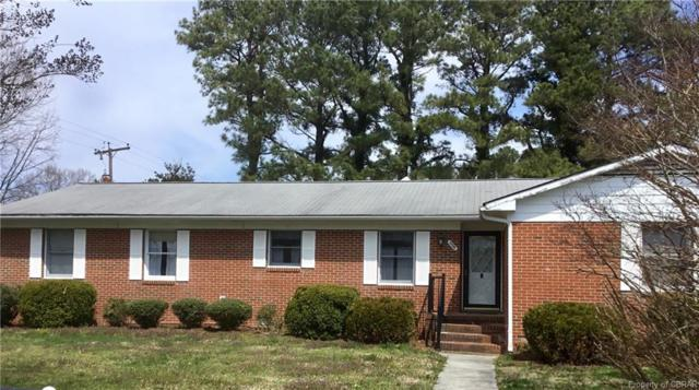 291 Howard Street, Urbanna, VA 23175 (MLS #1833133) :: RE/MAX Action Real Estate