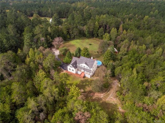 1180 Lickinghole Road, Goochland, VA 23063 (#1836359) :: Abbitt Realty Co.