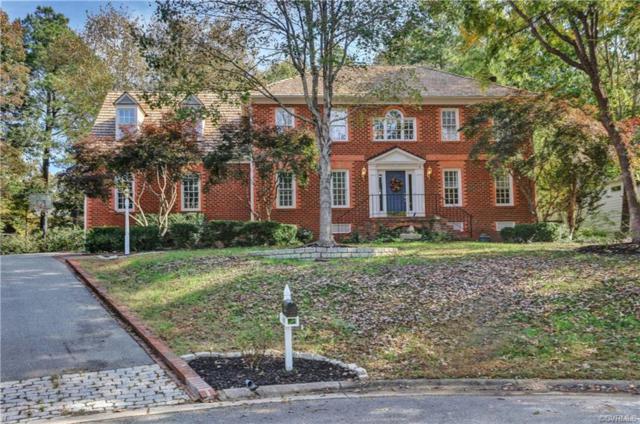 4019 College Valley Court, Henrico, VA 23233 (#1836968) :: Abbitt Realty Co.