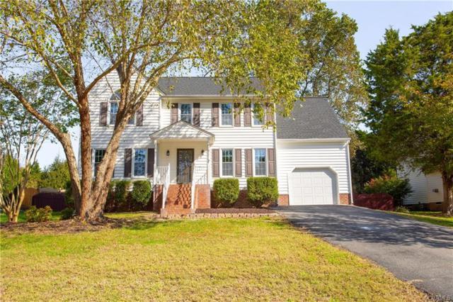 6350 Little Sorrel Drive, Mechanicsville, VA 23111 (#1837088) :: Abbitt Realty Co.