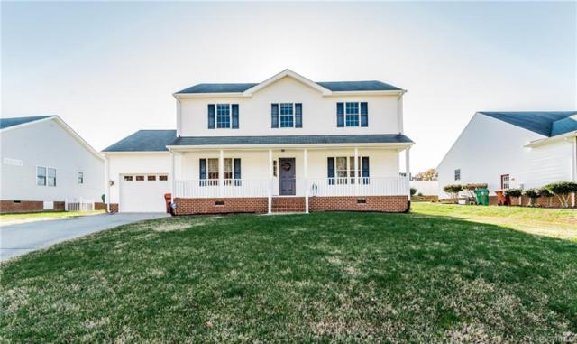 225 Bluffs Terrace, Colonial Heights, VA 23834 (MLS #1839922) :: The RVA Group Realty
