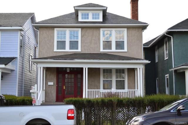 2816 North Ave, Richmond, VA 23222 (#1840140) :: Abbitt Realty Co.
