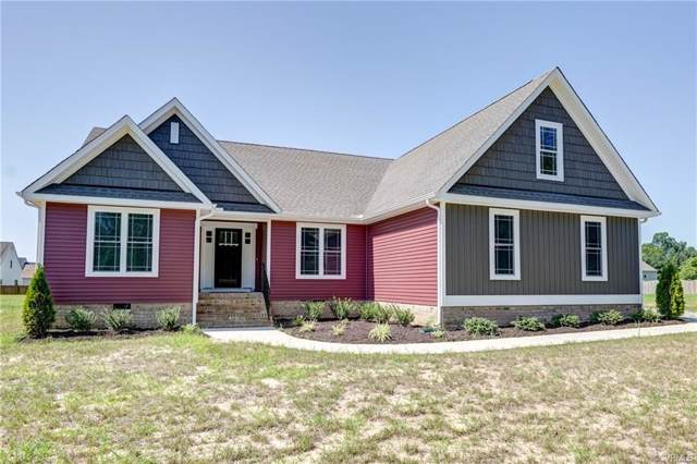 5855 Stingray Point Boulevard, New Kent, VA 23124 (#1841604) :: Abbitt Realty Co.