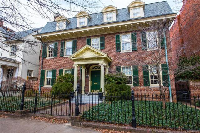 1218 W Franklin Street, Richmond, VA 23220 (MLS #1900001) :: The RVA Group Realty
