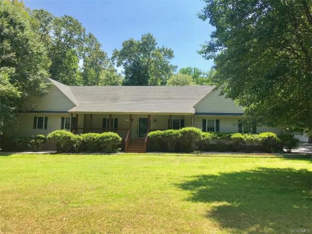 174 Newman Drive, Aylett, VA 23009 (#1903259) :: Abbitt Realty Co.