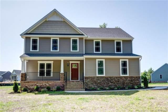 9241 Greenwood Boulevard, New Kent, VA 23124 (#1904620) :: Abbitt Realty Co.
