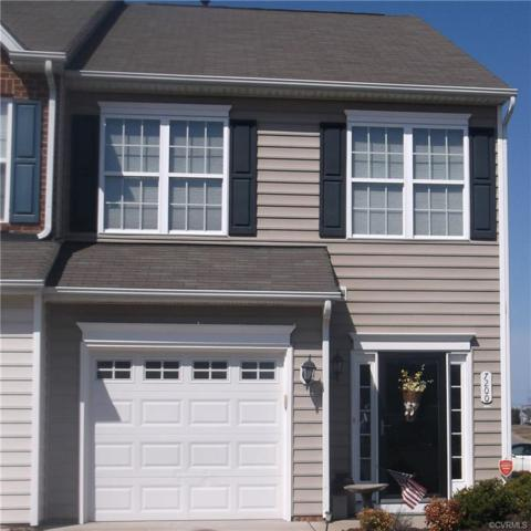 7200 Jackson Arch Drive, Mechanicsville, VA 23111 (MLS #1907551) :: The RVA Group Realty