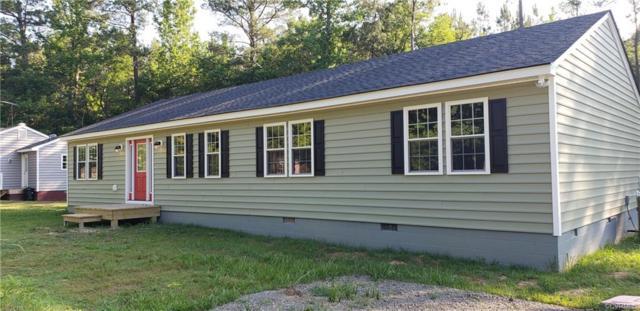 535 Wyatts Mill Road, Jarratt, VA 23867 (#1911919) :: Abbitt Realty Co.