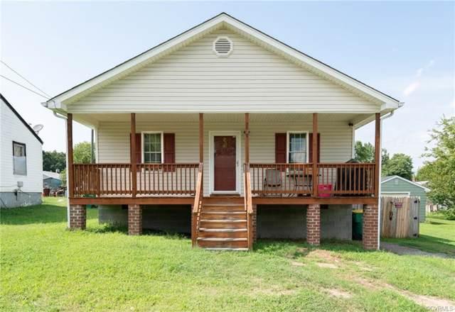 2409 Berry Street, Hopewell, VA 23860 (#1912251) :: Abbitt Realty Co.