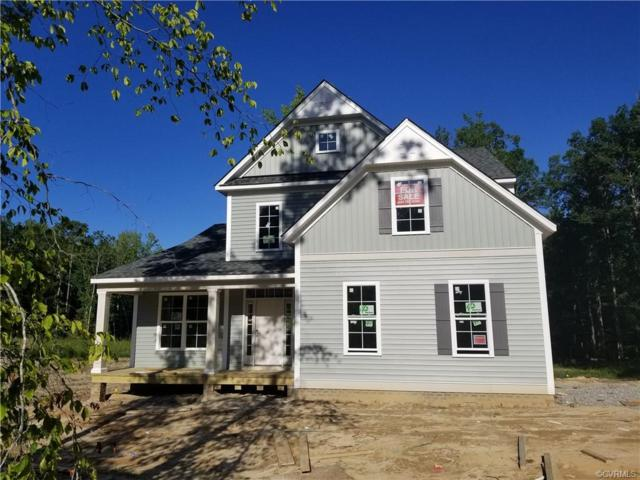 13901 Comstock Landing Drive, Chesterfield, VA 23838 (#1912978) :: Abbitt Realty Co.