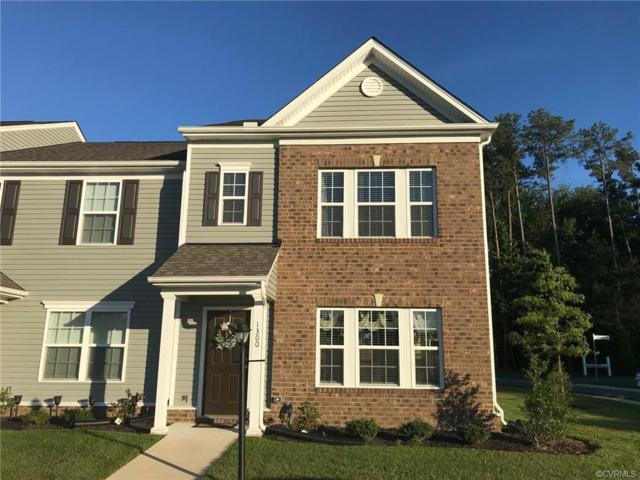 1300 Stone Ridge Park Loop, Henrico, VA 23228 (MLS #1914526) :: Small & Associates