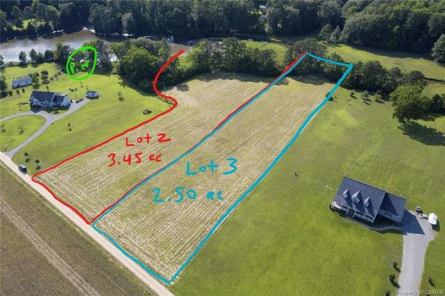 Lot 3 Milton Jones Lane, North, VA 23128 (#1914971) :: Abbitt Realty Co.