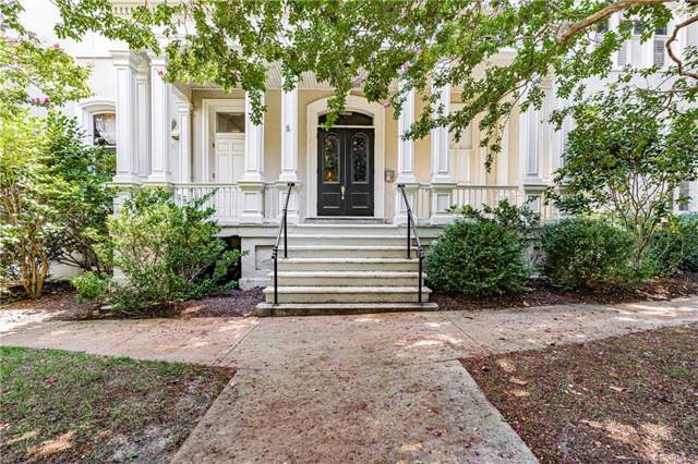 212 W Franklin Street G5, Richmond, VA 23220 (MLS #1926368) :: The RVA Group Realty