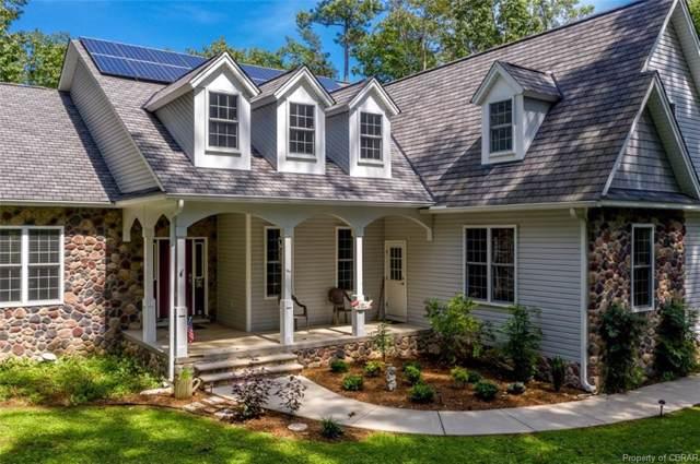 760 Southgate Drive, Heathsville, VA 22473 (MLS #1927361) :: Small & Associates