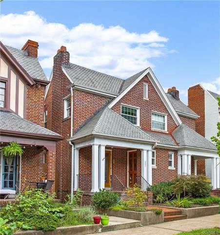 3007 W Grace Street, Richmond, VA 23221 (MLS #1928252) :: Small & Associates