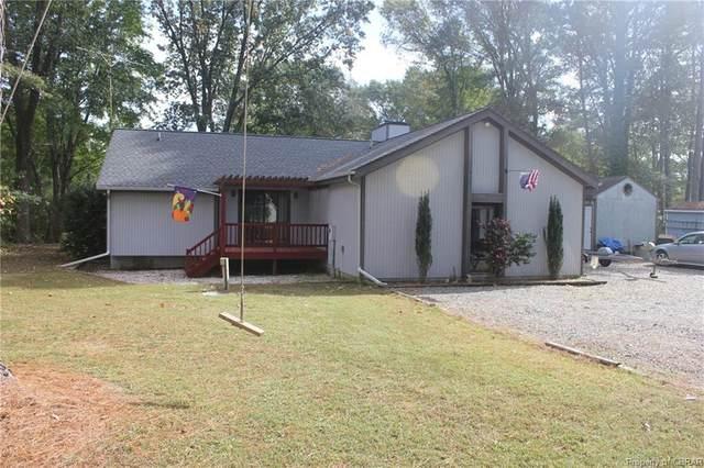 46 W Cove View Drive, Mathews, VA 23109 (MLS #1928696) :: The Redux Group