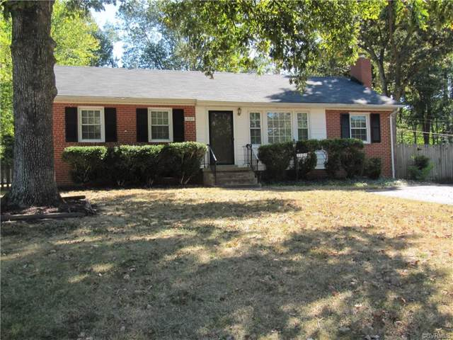 2107 Rainbow Drive, Henrico, VA 23229 (MLS #1932890) :: EXIT First Realty