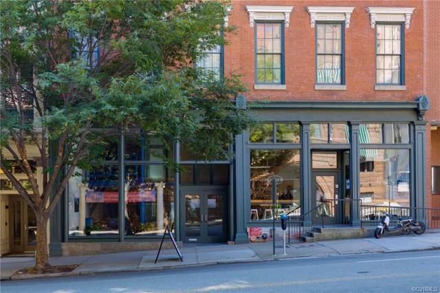 1205 E Main Street U4-E, Richmond, VA 23219 (MLS #1932962) :: Small & Associates