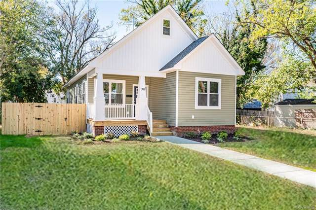 30 W 30th Street, Richmond, VA 23225 (MLS #1933933) :: EXIT First Realty